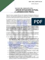 Comunicado STAJ Registro Medidas Cautelares Jurisdiccion Penal[1]