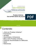 Pruebas Unitarias Uso de Nunit Dentro de Proyectos Net4741