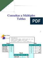 Consulta Multiples Tablas