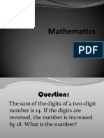Mathematics Different Stretegies3