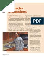 Barracks Inspections