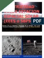 Electricidad Estacion Espacial Solar
