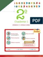 Cuadernillo 1 de Matemática