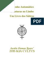 Três Livros de  de Desenhos Automáticos Austin Osman Spare