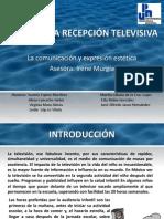 Recepcion Televisiva
