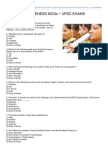 Upscexams.tk-general Awareness Mcqs Upsc Exams