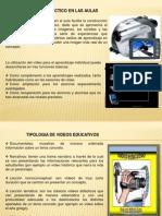 Diapositivas de Medios Audiovisuales - Expo Video