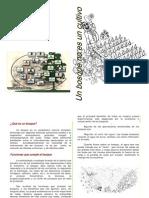 Un Bosque No _folleto