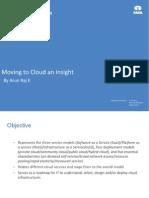 Cloud an Insight