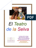Dossier El Teatro de La Selva