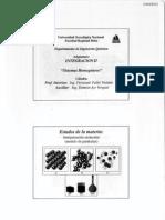 Integración II - Sistemas Homogeneos y Heterogeneos