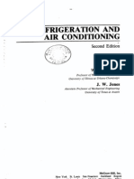 Refrigeration and Air Conditioning 2nd Ed. - W. Stoecker, J. Jones WW