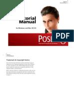 Poser 8 Tutorial Manual ORIGINAL