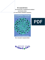 Izquierdo Albert - El Cooperativismo Una Alternativa de Desarrollo