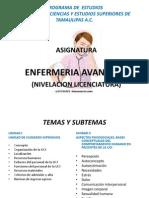 ENFERMERIA AVANZADA