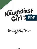 The Naughtiest Girl Helps a Friend - Excerpt