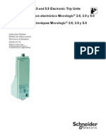Micrologic 2.0, 3.0 and 5.0 Electronic Trip Units
