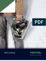 Festool USA Catalog 2013