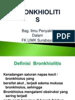 BRONKHIOLITIS UWKS 2011