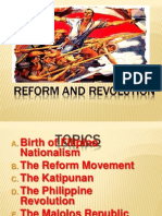 Reform and Revolution in the Philippines