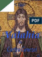 S. Coryll - Valahia in Cartea Genezei