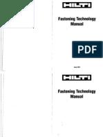 HILTI (Fastening Technology Manual).pdf