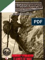 5. Gebirgsdivision