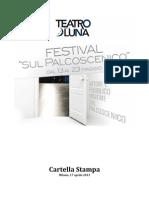 Cartella Stampa Fsp2013