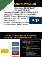 7.0 Jadual Pelaksanaan Big Ppg