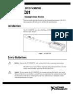 USB Tc Module