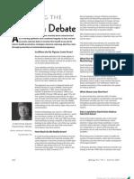 OG Informing Abortion Debate Dr Christine Bailey