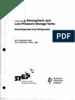 API Standard 2000