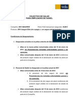 Carta Informativa Sadiel