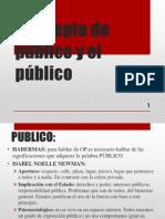 Concepto de Público y el Público.ppt