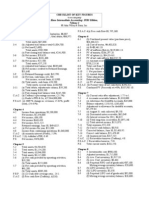 Checklist of Key Figures