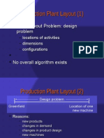 Design Facility Layout