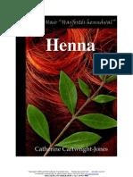 Hungarian Henna for Hair