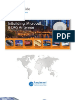 Amphenol Antenna Solutions Product Guide Q2 2012 InBuilding Microcell DAS Antennas