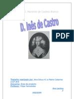 Inês de Castro - nº1 e nº27 - 8ºD
