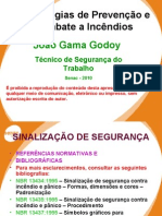 Sinaliza Godoy