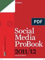 Social Media ProBook 2011/12