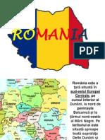0 Geografia. Romania