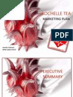 Amelia Febriani, Marketing Plan-Rochelle Tea