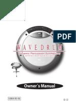 Wave Drum Manual