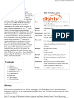 Dish TV - Wikipedia, The Free Encyclopedia