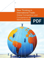 Global Competition and Comparative Advantage