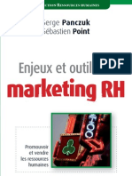 Enjeux Et Outils Du Marketing RH
