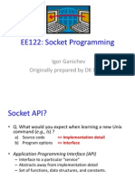 03 Socket Programming