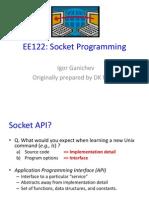 03 Socket Programming