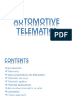 Automotive Telematics